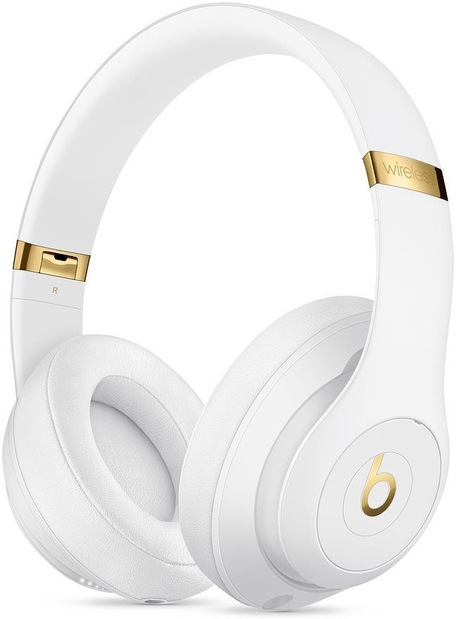 Beats by Dre Studio 3 Wireless Białe