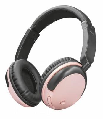 Trust Kodo Bluetooth różowe