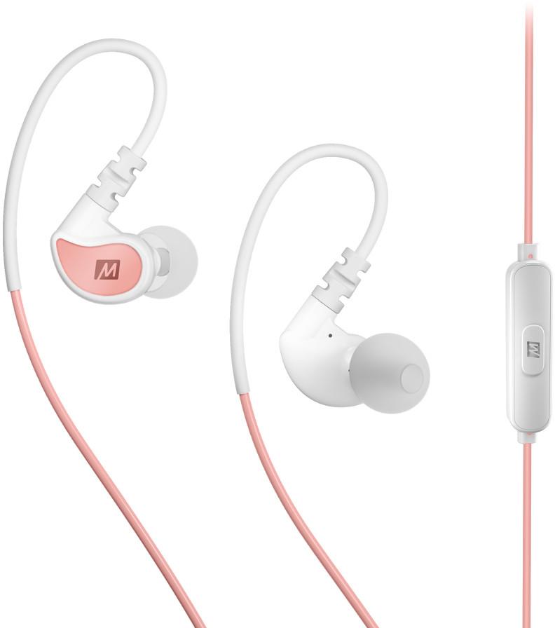 MEE Audio X1 różowe