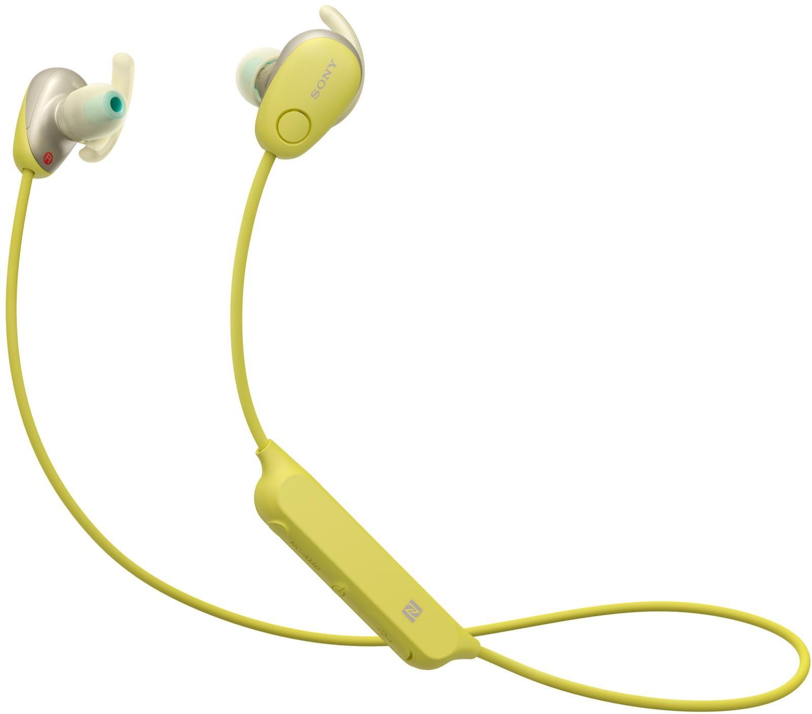 Sony WI SP600N żółte