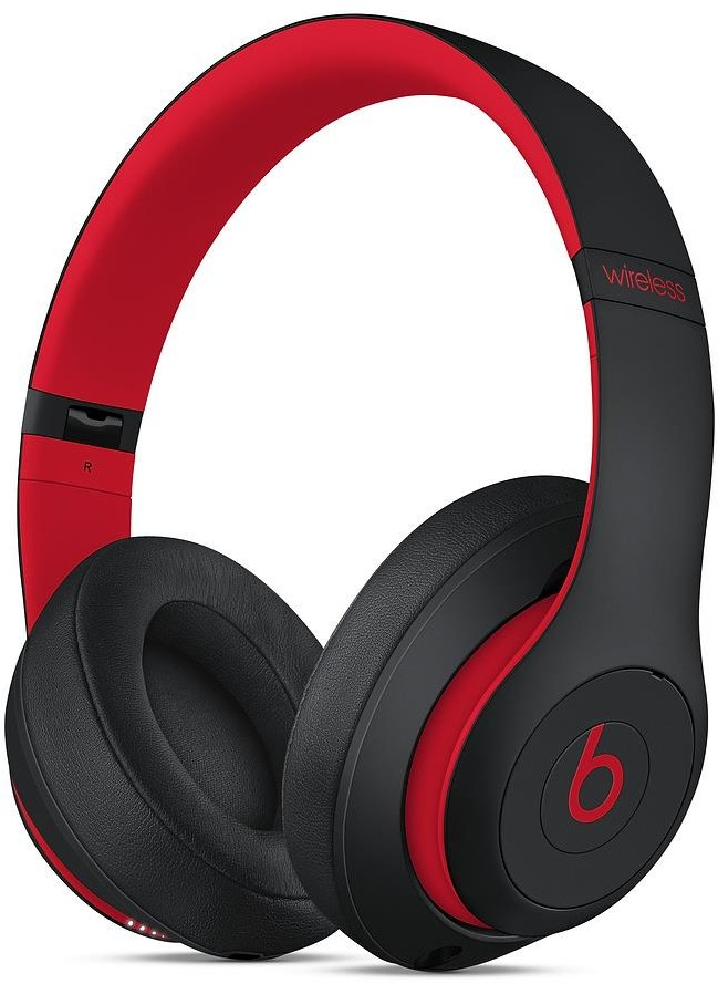 Beats by Dre Studio3 Wireless czarno-czerwone