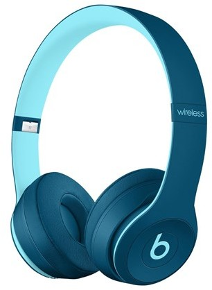Beats by Dre Apple Solo3 - Niebieski MRRH2ZM/A