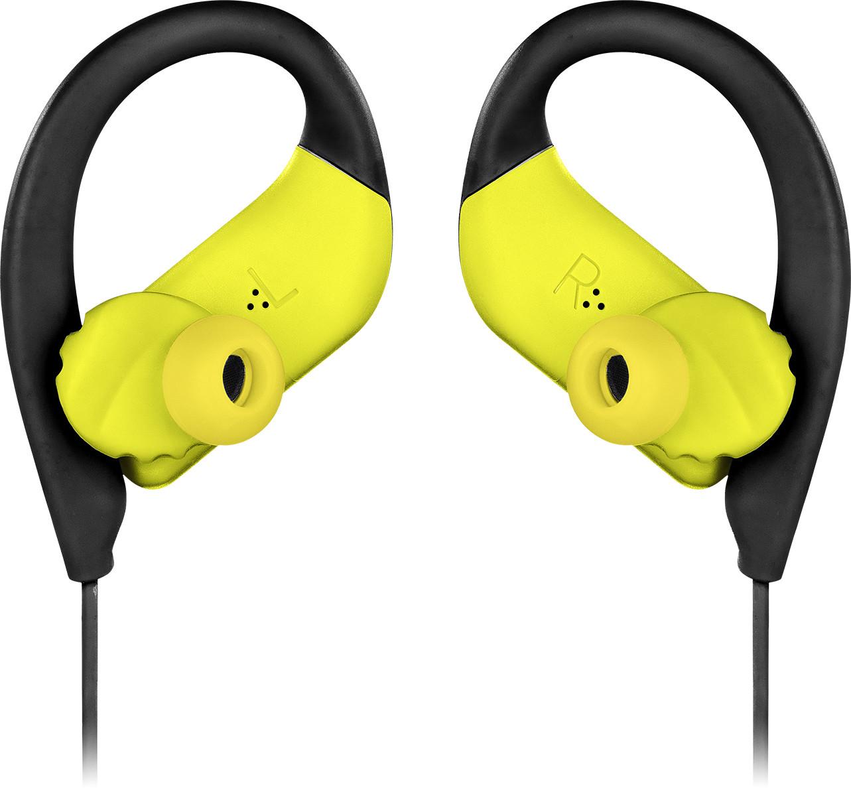 Słuchawki JBL ENDURANCE SPRINT czarno-zółte Cena i Opinie