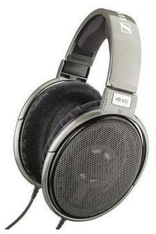 Słuchawki Sennheiser HD650 czarne Cena i Opinie