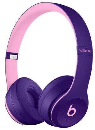 Beats by Dre Solo3 Wireless fioletowo-różowy
