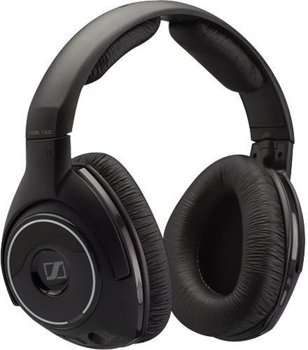 Słuchawki Sennheiser HDR 160 czarne Cena i Opinie