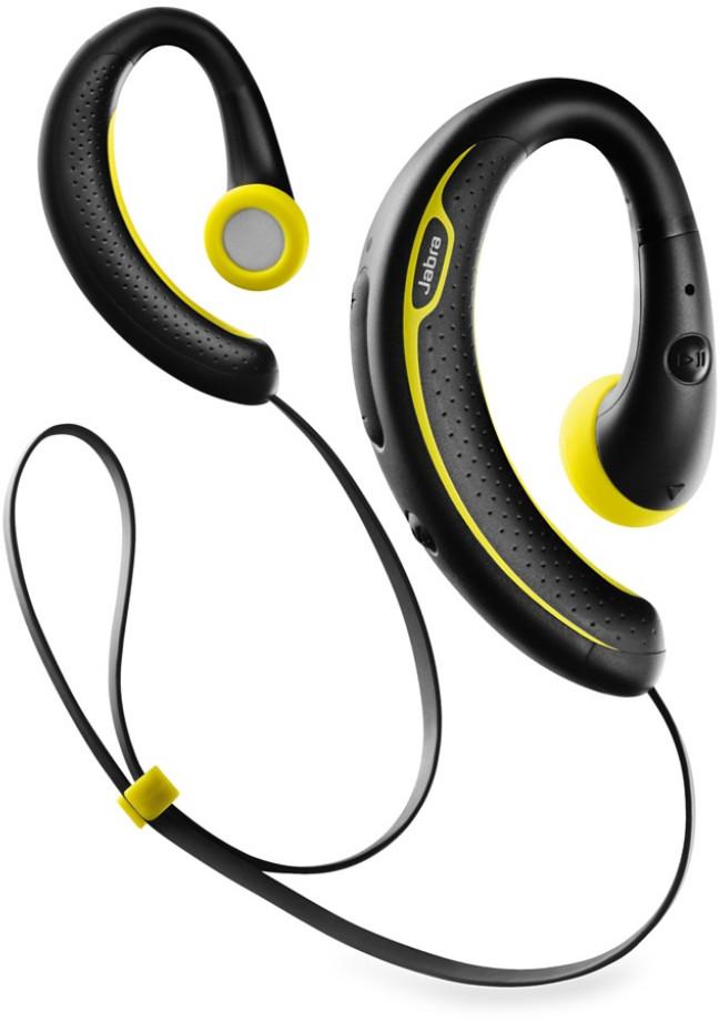 Jabra Sport Wireless Plus Czarno-żółte