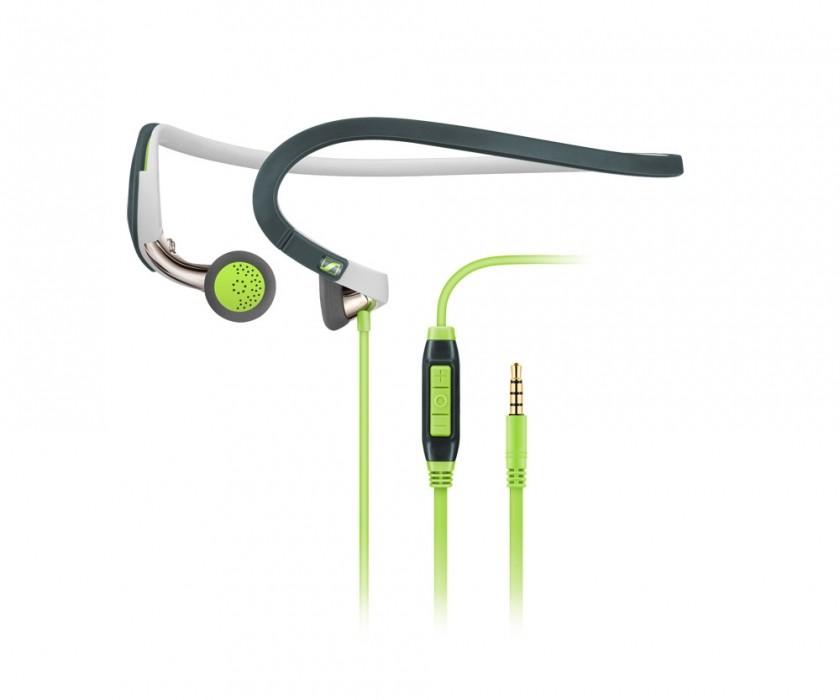 Słuchawki Sennheiser PMX 684i zielone Cena i Opinie