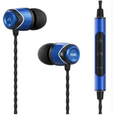 SoundMagic E10C niebieskie